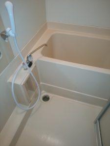 札幌市の詰まり修理 使用すると溢れてくる浴室排水