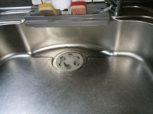 札幌市南区 水漏れの修理 排水栓修理完了
