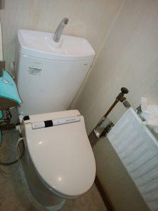 札幌 豊平区 トイレのリフォーム 完成しましたー!