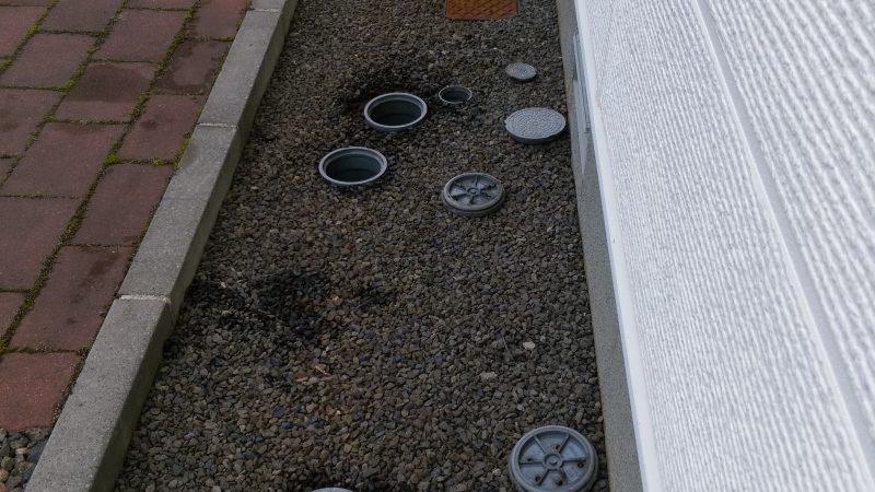 江別市 ゆめみ野 屋外 排水管 高圧洗浄作業 |お掃除キャンペーンでの作業でした!