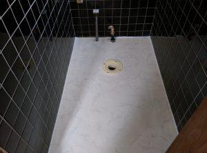 地下トラップとは? トイレ の 異物 詰まり |札幌市 南区|CF仕上げ完成
