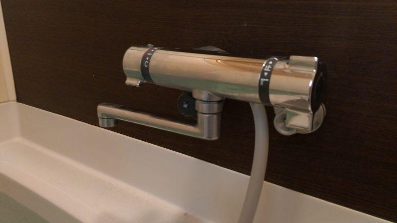 お風呂 の 蛇口 水が 止まらない |札幌市 北区 新琴似|即日解決もお任せください