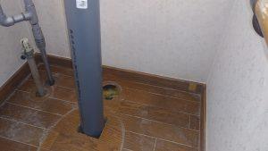 トイレを新しくしたい | 江別市  施工中③