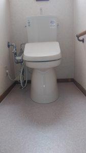 トイレを新しくしたい | 江別市  施工後①